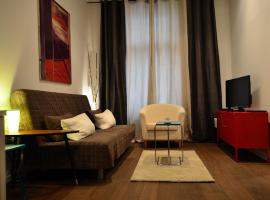 Smart Urban City Apartment
