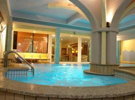 Hotel Riz Ferrari, Salsomaggiore Terme