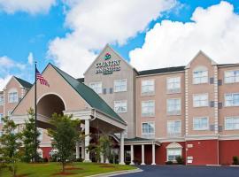 塔拉哈西西北部I-10州际公路卡尔森江山旅馆, 塔拉哈西