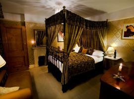 旧登记处,客房和餐厅酒店, 哈沃斯