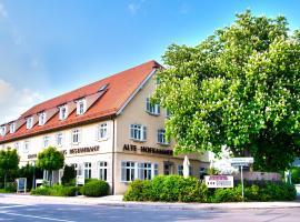 Hotel Neuwirtshaus - Superior, שטוטגרט