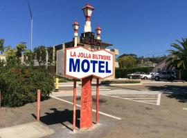 La Jolla Biltmore Motel, San Dijego