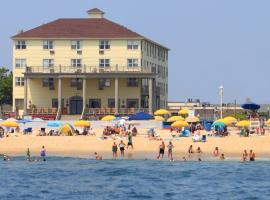 Harrison Hall Hotel, Ocean City