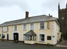 The Bradworthy Inn, Holsworthy