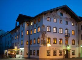 Hotel Gasthof Alte Post Holzkirchen, Holzkirchen