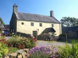 Llwyndu Farmhouse, Barmouth