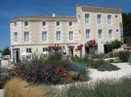 Hotel Le Richelieu, Saujon