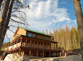 Montana Sky Lodge, Anaconda