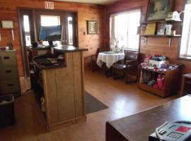 Narrow Gauge Railroad Inn, Antonito