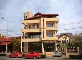 奥斯卡酒店, 克卢日-纳波卡
