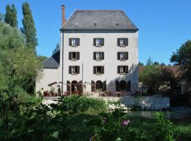 Logis Le Moulin Fleuri, Veigné