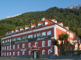 多林格酒店, 因斯布鲁克