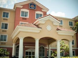 Best Western Plus Airport Inn and Suites, Miami