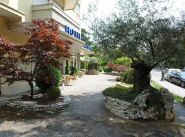 Hotel Lanterna, Abano Terme