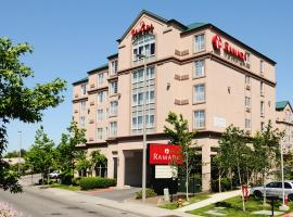 Ramada Inn & Suites Sea-Tac, سيتاك