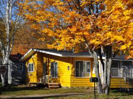 马西甘西皮小木屋, Saint-Paulin