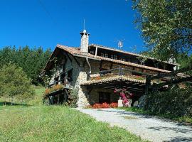 Casa Rural Txopebenta, Gautegiz Arteaga