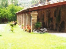 萨沃卡农庄酒店, 皮亚扎-阿尔梅里纳