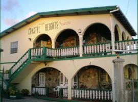Crystal Heights Guest House, Kingstown