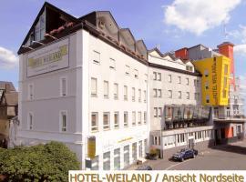 Hotel Weiland, Lahnstein