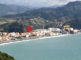 Riva Trigoso Mare 1, Sestri Levante