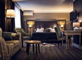 Hotel Mardaga, As