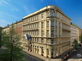 贝尔维尤酒店, 维也纳