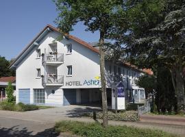 Astra Garni, Rastatt