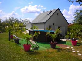 Bed And Breakfast Villa Paradis, Saint-Michel-sur-Loire