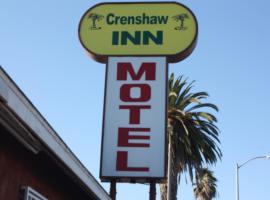 Crenshaw Inn Motel, ลอสแอนเจลิส
