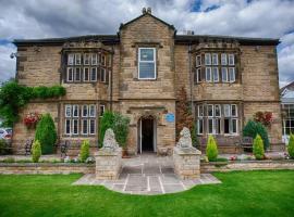 Best Western Plus Rogerthorpe Manor Hotel, Pontefract