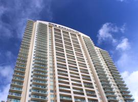 迈阿密百老汇一号布里克尔达摩之家套房公寓