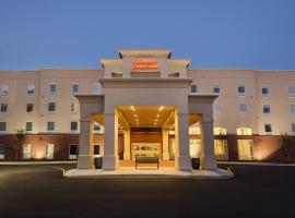 威尔明顿克里斯蒂娜汉普顿酒店及套房, 纽瓦克