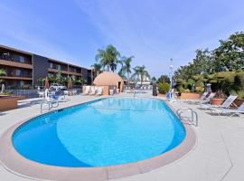 BEST WESTERN PLUS Stovall's Inn, Anaheim