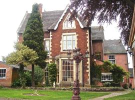 1820 Mansion with a Tower, Earl Shilton