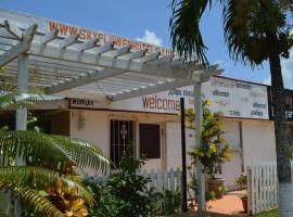 Sky Flower Hotel Belmopan / El Rey Hotel, Belmopan