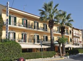 Hotel Bretagne, Corfu Town