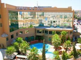 Amman West Hotel, Amman
