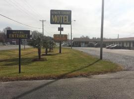 Kings Court Motel Ridgeway, Martinsville