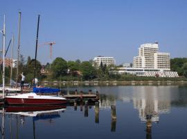 维达利亚海滨酒店, 巴特塞格贝格