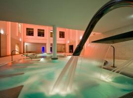 巴拉加里斯URH温泉禅酒店, 奥维罗
