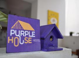 Purple House Hostel, ساو باولو