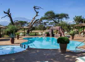 Sentrim Amboseli Lodge, אמבוסלי