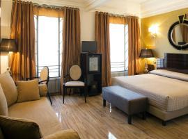 莫利斯酒店