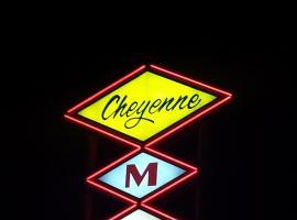 Cheyenne Motel, 夏延