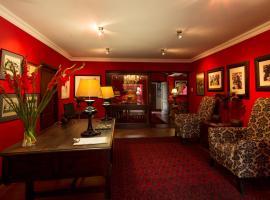 布雷歇尔12号酒店, 比勒陀利亚