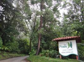 Los Pinos - Cabañas & Jardines, מונטה ורדה
