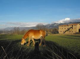 Cal Trisca, Bellver de Cerdanya