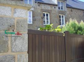 La maison d'hôtes Ty Pic, La Vicomté-sur-Rance