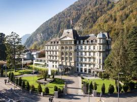 Lindner Grand Hotel Beau Rivage, אינטרלאקן
